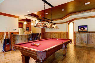Pool table installations in South Lake Tahoe