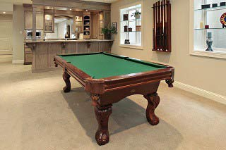 Pool Table Room Sizes Guide by Lake Tahoe Pool Table Movers