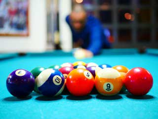 Billiard Table Setup and refelting services SOLO<sup>®</sup> Pool Table Movers in South Lake Tahoe